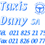 Taxis Dany 021 825 2175
